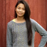 Eden Biechler 8th grade student at New Oxford
